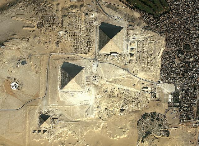 L 39 Architetto Delle Piramidi Di Giza Solo Misteri