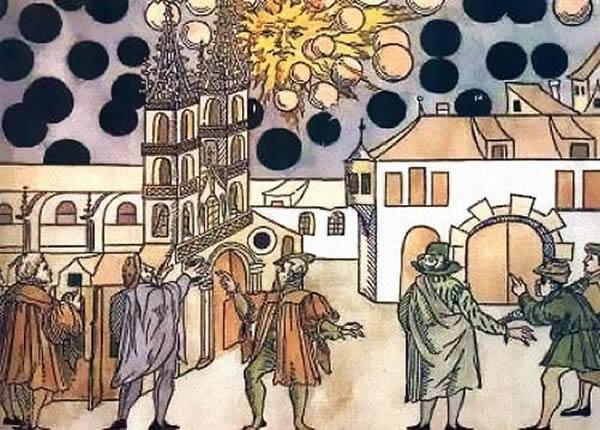 Interferenze Aliene: Il fenomeno UFO nei dipinti antichi