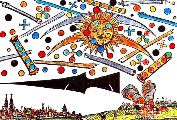 1561: Cosa accadde nei cieli di Norimberga?