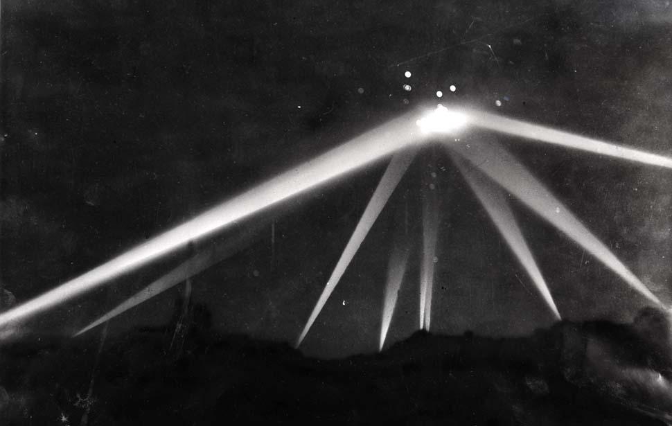 UFO: 1942 La battaglia di Los Angeles