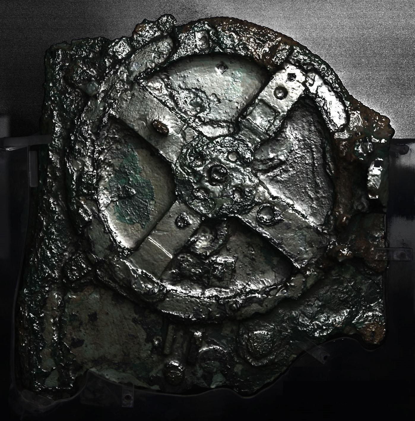 Antikythera: Spiegato il funzionamento del meccanismo di 2000 anni fa'