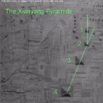 Piramidi di Xianyang, Egizie e mesoamericane: Un comune piano ingegneristico