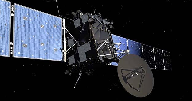 Segnali radio alieni dalla cometa 67P? Qual è la vera missione di Rosetta?