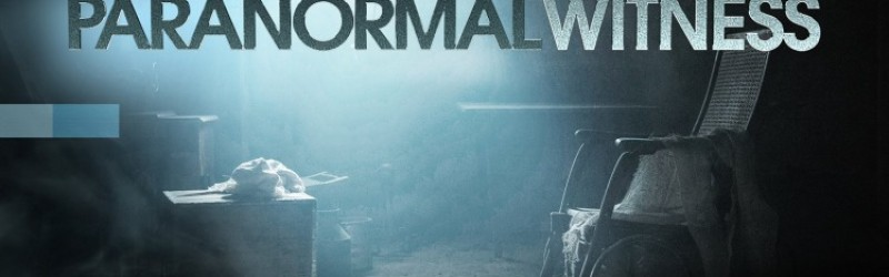 Paranormal Witness Streaming