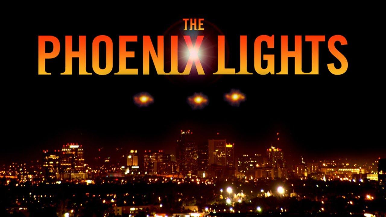 """Stati Uniti: Un nuovo filmato sulle """"luci di Phoenix"""""""