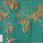 """L'Enigma della """"Mappa futura del mondo"""": Lo slittamento dei poli ha inizio"""
