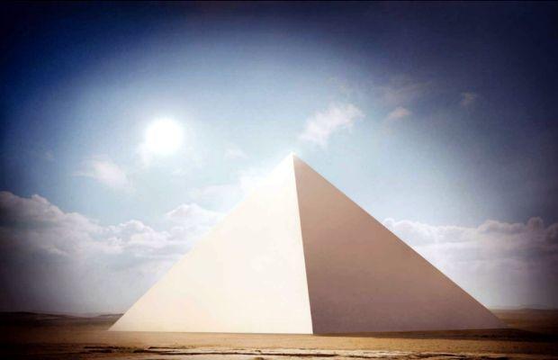 Le Coperture Delle Piramidi Erano Le Istruzioni Per L 39 Uso