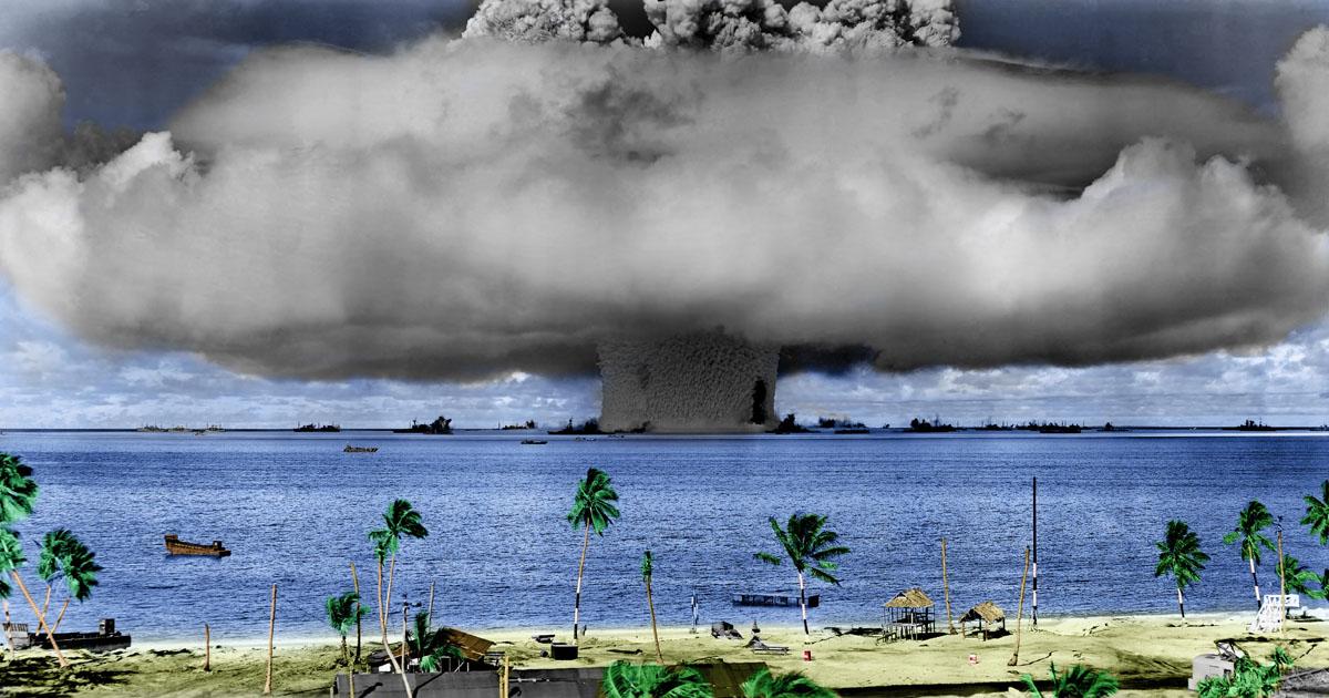 Eventi: Anniversari da ricordare Test-atomico-sullatollo-di-Bikini