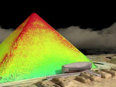 Piramide di Cheope: Forse contiene un trono meteoritico