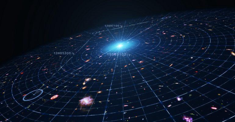 Fisica teoretica: Il nostro Universo è forse all'interno di un buco nero?