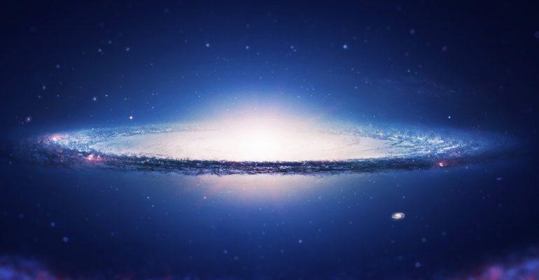 Tutte le galassie girano su se stesse in circa 1 miliardo di anni