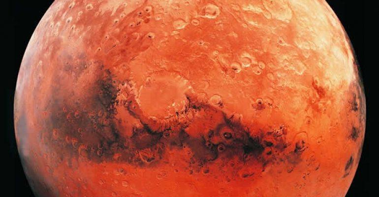 Molecole organiche su Marte: Ecco come ci sono arrivate
