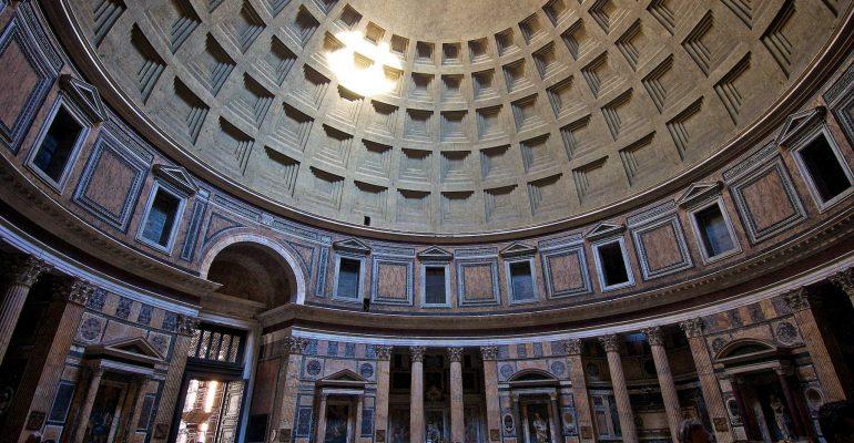 Il Pantheon romano: Lo stargate di cui nessuno parla